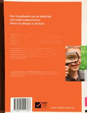 Scan - boek Leren is Onderzoeken 2