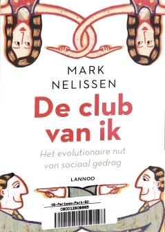 Scan - Boek De club van ik