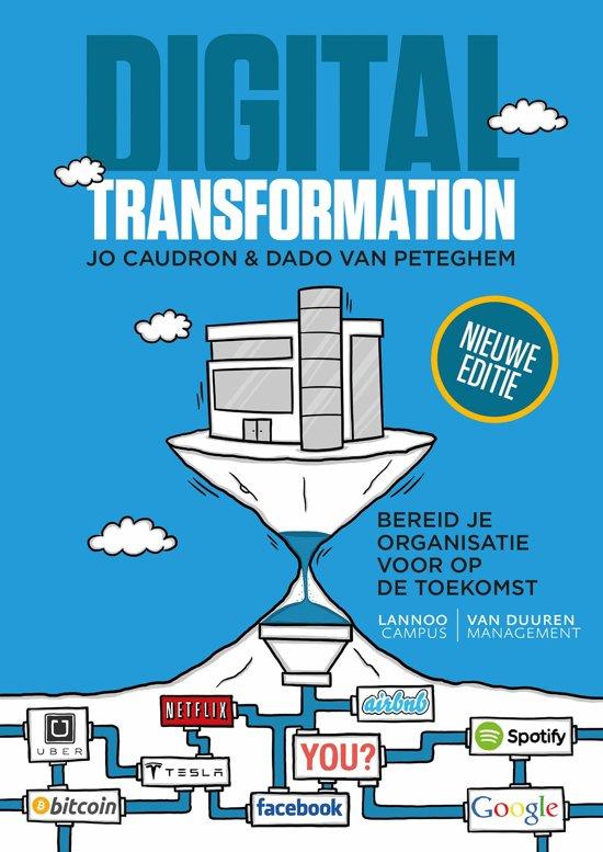 Boek - Digital Transformation
