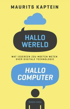 Hallo wereld, Hallo Computer.