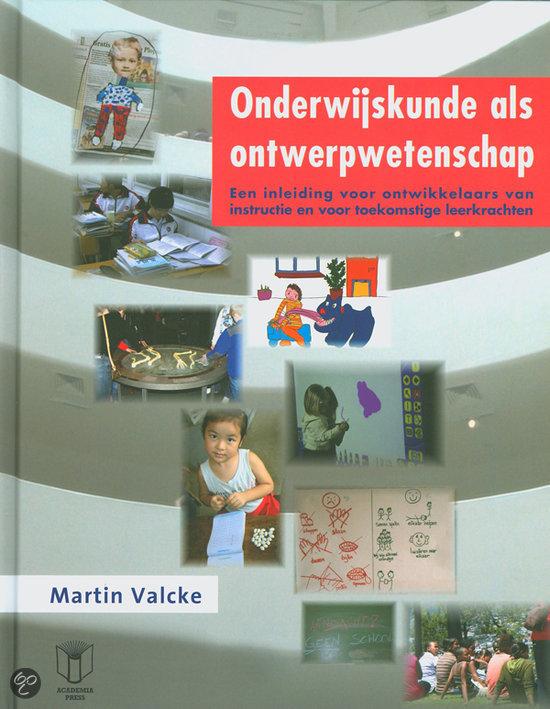 Onderwijskunde als ontwerp wetenschap
