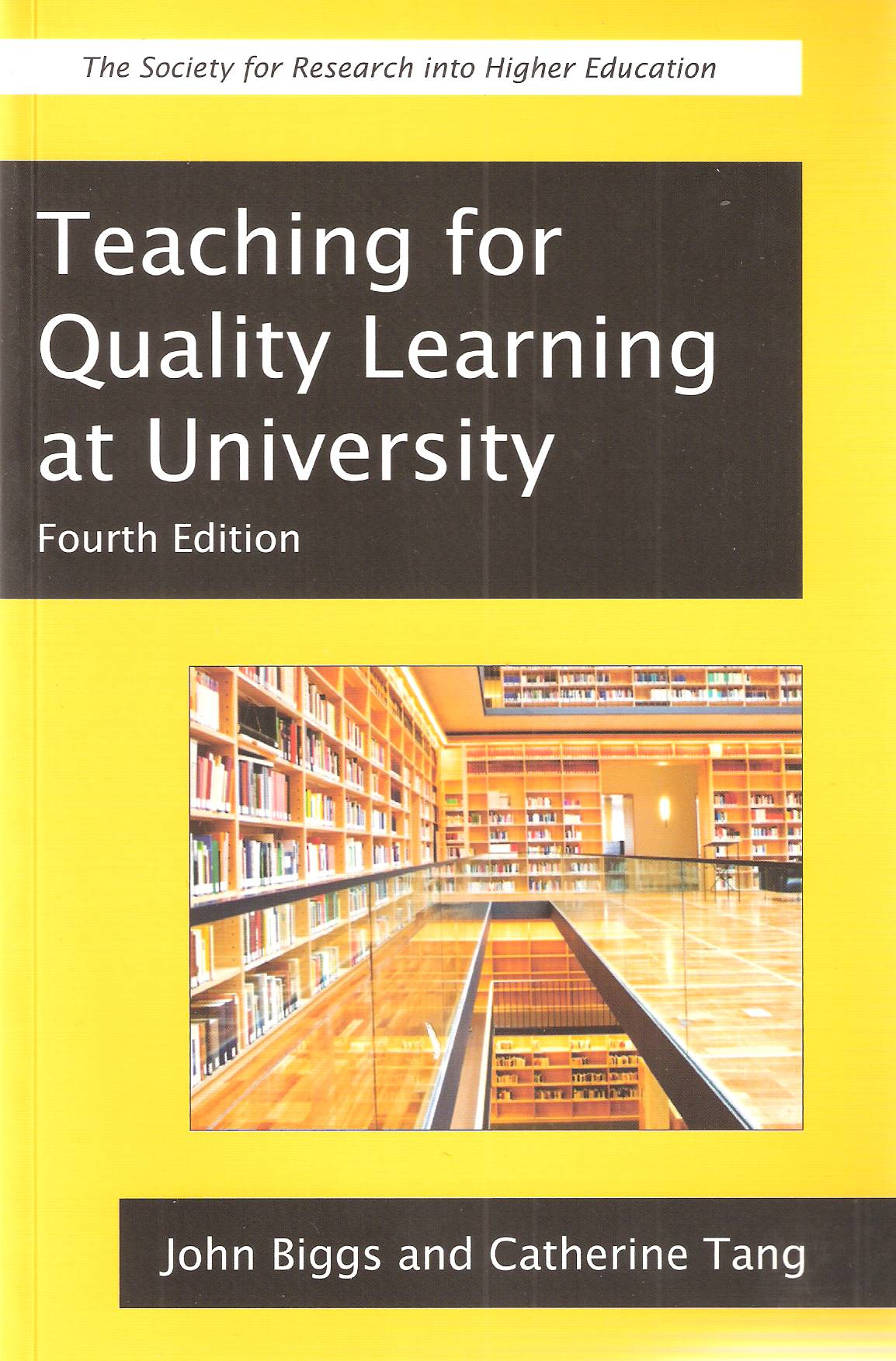 Biggs, John en Catherine Tang. Teaching for Quality Learning at University. 4e editie. McGrawHill