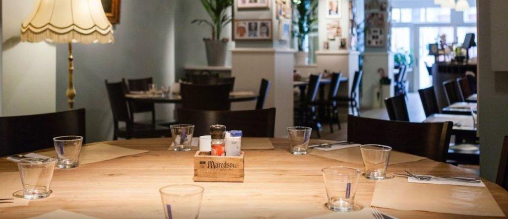 De Bomma  restaurant Antwerpen