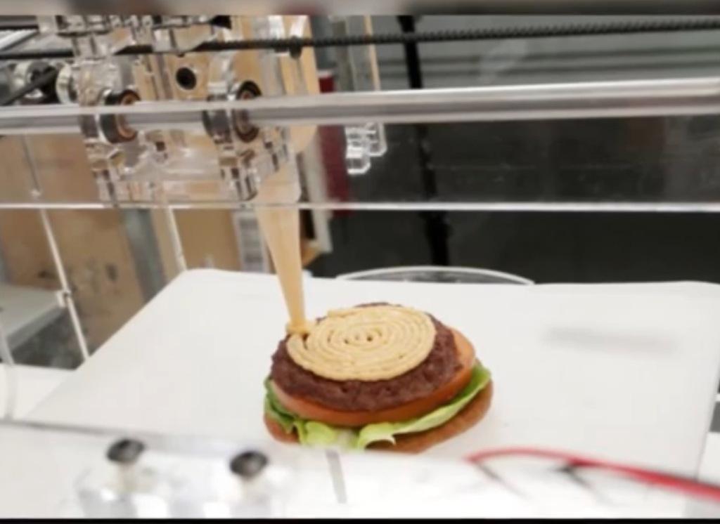 3D voedsel