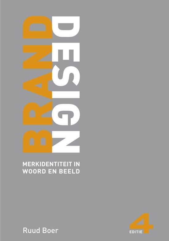 Boek - Brand Design