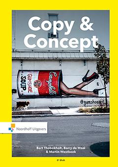 Boek - Copy & Concept