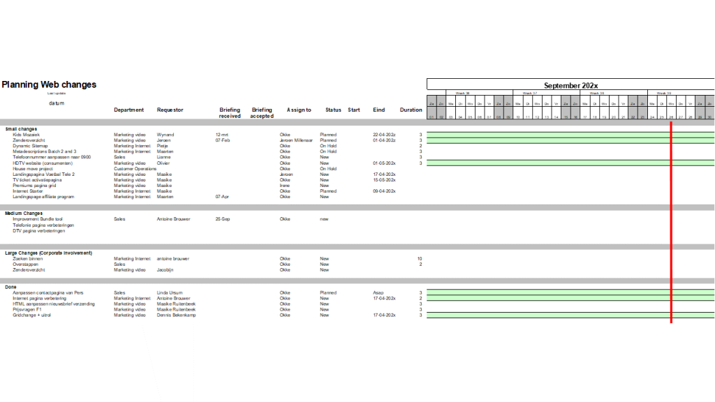 Project plan voorbeeld2