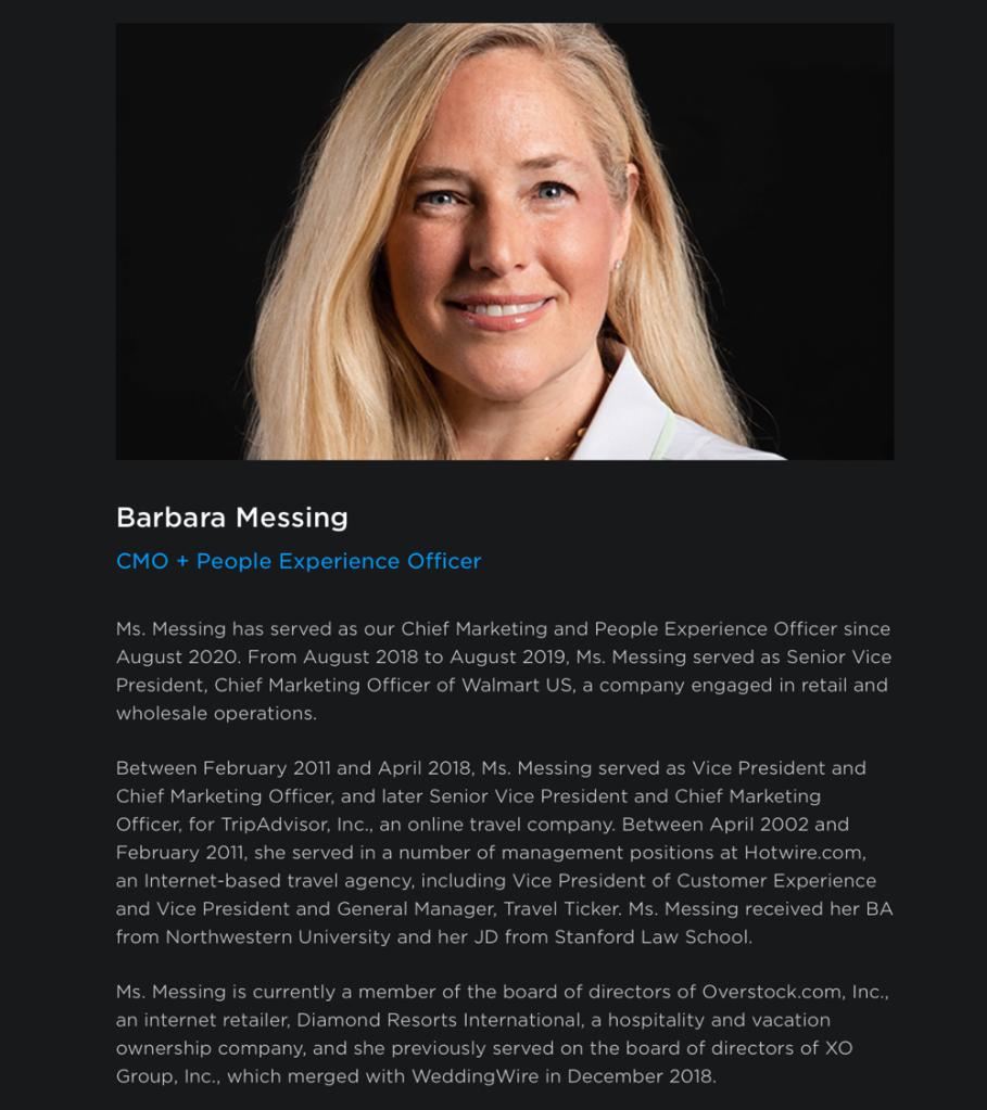 Barbara Messing